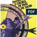 O crima in pasi de dans – Maurice Leblanc