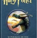 Harry Potter 4 – si pocalul de foc – J. K. ROWLING
